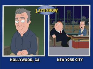 Late Show Michael Richards