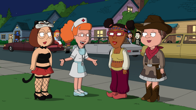 Halloween on Spooner Street | Family Guy Wiki | FANDOM