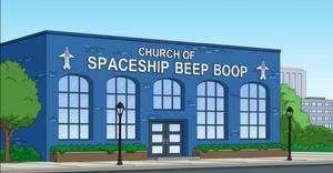 SpaceshipBeepBoop