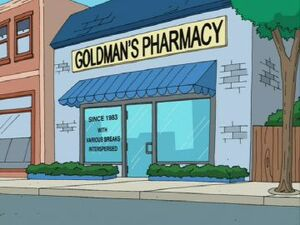 Goldmans Pharmacy