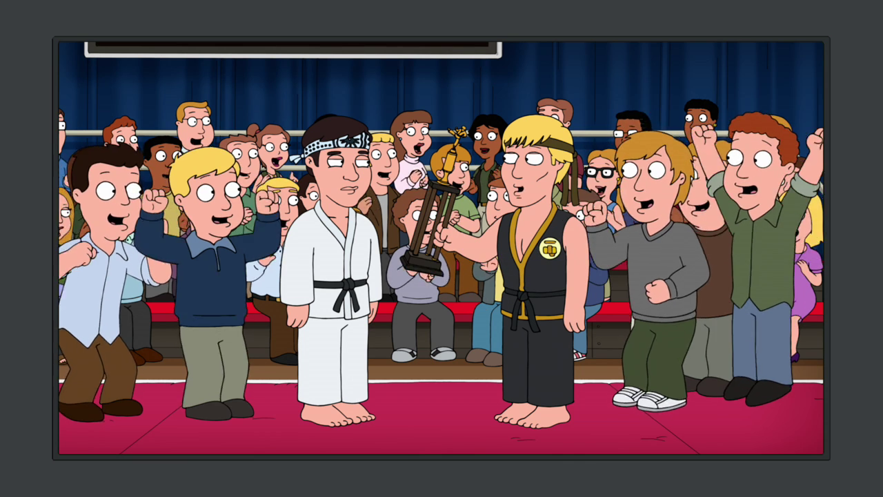 Karate Kid Bad Acting