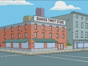 Quahog Thrift Store