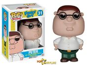 5238 Family Guy - Peter hires