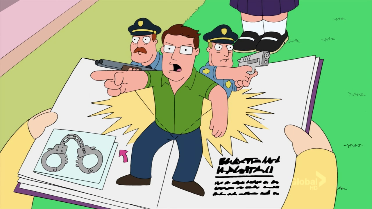 David Kaczynski | Family Guy Wiki | FANDOM powered by Wikia