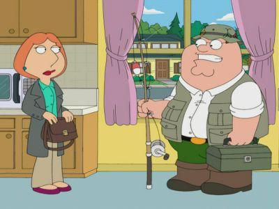 Lois And Brian Kiss