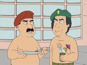 Saddam Kaddafy