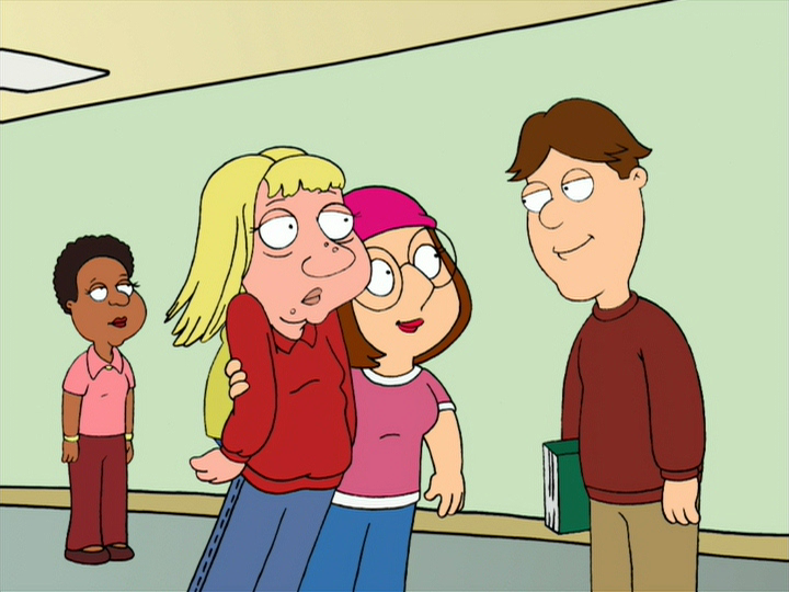 Family guy meg pregnant episode