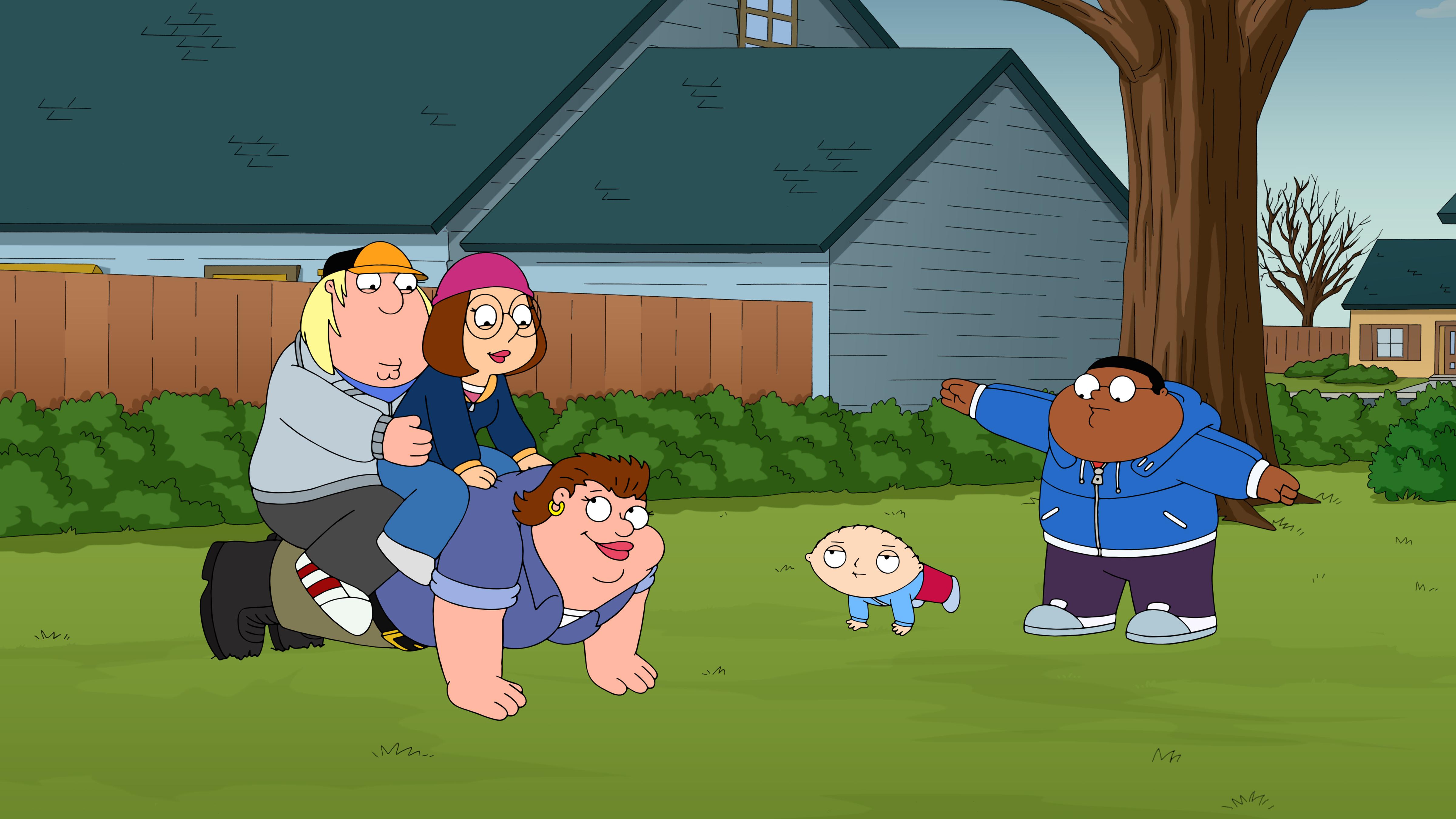 Family Guy Patty Hot