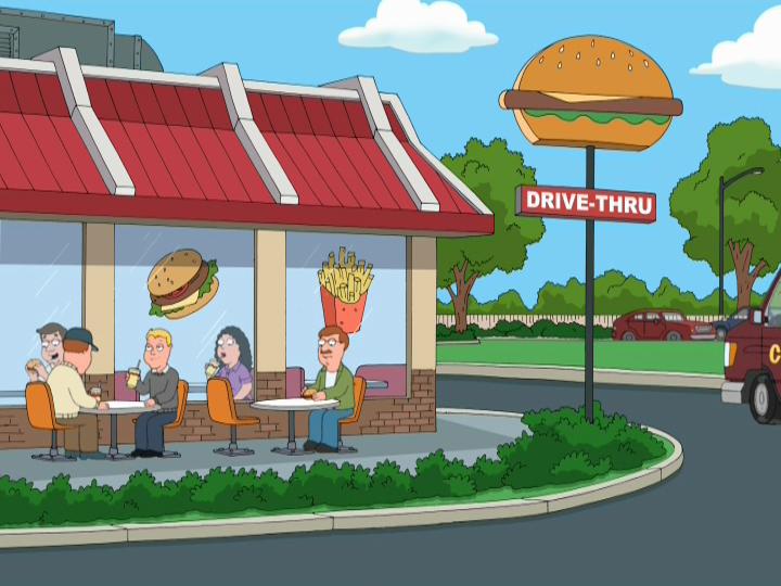 Mcdonald S Family Guy Wiki Fandom Powered By Wikia