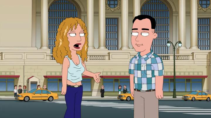 Forrest Gump Family Guy Wiki Fandom Powered By Wikia