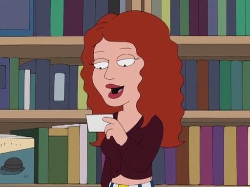 Carolyn  Family Guy Wiki  Fandom Powered By Wikia-6052