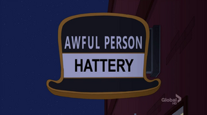 Awful Person Hattery