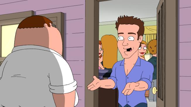 Ryan Reynolds Family Guy Wiki Fandom Powered By Wikia