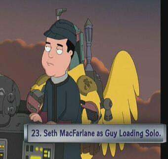 seth macfarlane filmography