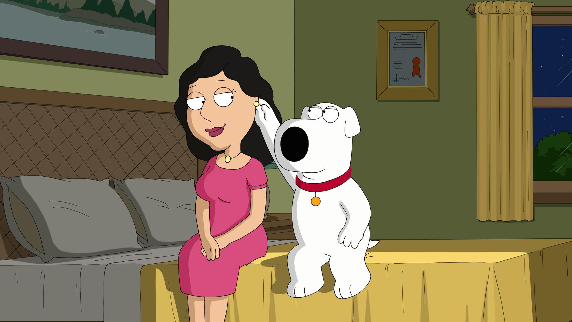 The Heartbreak Dog  Family Guy Wiki  Fandom Powered By Wikia-2809