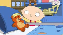 Rupert Gets a Fever