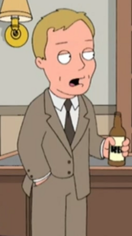 Barney Stinson (Family Guy)