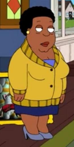 Cookie Brown