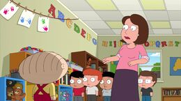 Teacher Gasp Stewie Herpes