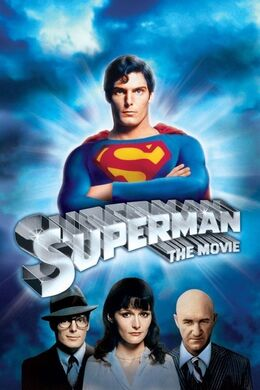 The Superman Movie Poster
