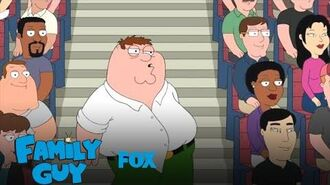 Peter Gets Drunk At The Baseball Game Season 17 Ep. 13 FAMILY GUY