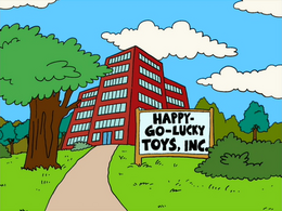 Happy-Go-Lucky Toy Factory