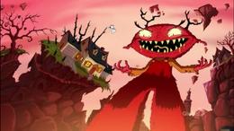 Devil Stewie Helly House