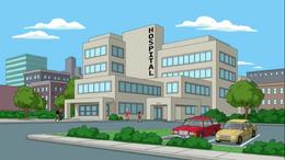 Family Guy Hospital