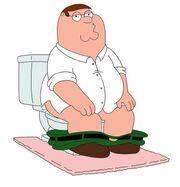 Peter Pooping