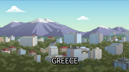 Greece (Family Guy)