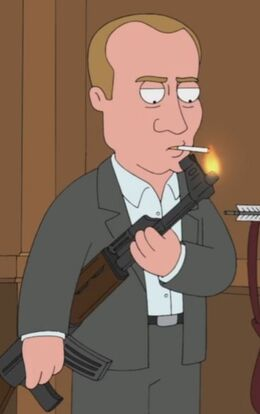 Badass Putin
