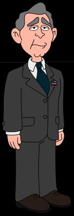 George W Bush Family Guy Fanon Wiki Fandom Powered By Wikia