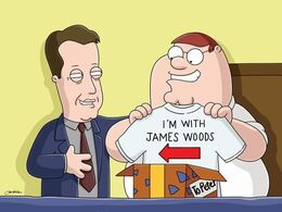 I'm With James Woods
