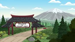 Mount Asia