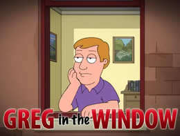 Greg From Greg in the Window