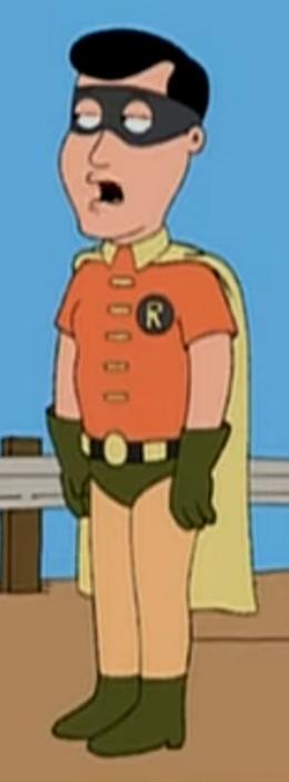 Family Guy Robin