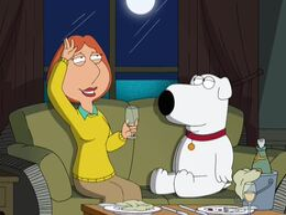 Lois' Head is Swimming