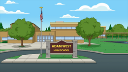 Adam West High School