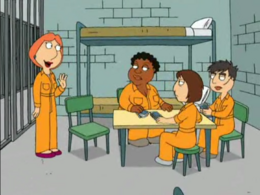 Lois and Her Prison Friends