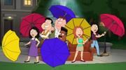 Family Guy Friends