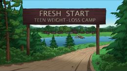 Fresh Start Teen Weight-Loss Camp