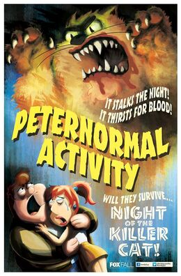 Peternormal Activity
