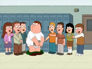 Peter Getting Bullied as a Teenager