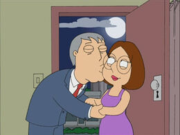 Meg and Mayor West