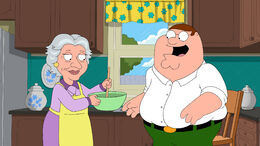 Peter and His Ugly Mom