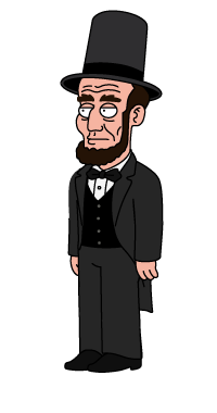 Family Guy Abraham Lincoln