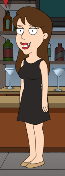 Robin Scherbatsky (Family Guy)