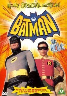 First Batman Movie Poster