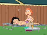Lois and Bonnie's Relationship