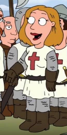 Family Guy Joan of Arc